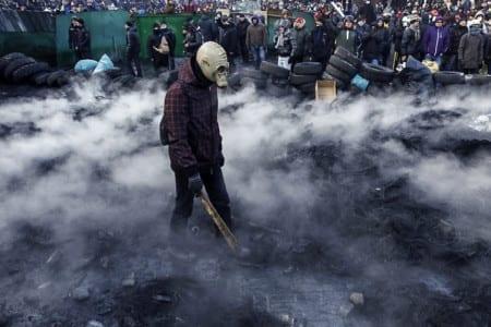 Як змінилися громадянські протести в Україні через рік після початку Майдану?