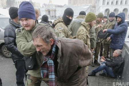 Repressions against protests: August-December 2014