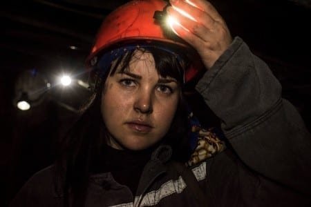 Taras Shevchenko museum to open a new exhibition by Yevgenia  Belorusets on workers in the war zone