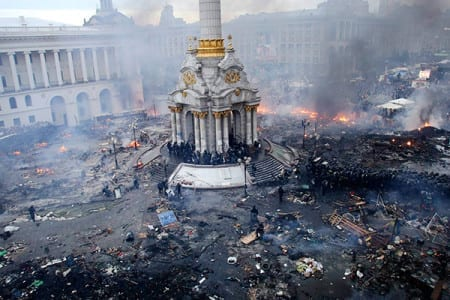 Is the new Maidan about to happen?
