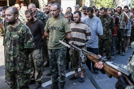 Robbery, arrests, kidnapping were the main threats to the residents of Donbass after shelling